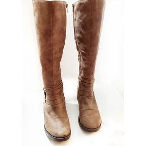 Baretraps Oudrey Tall Boot Size 10